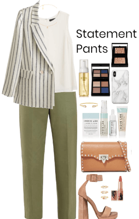 Statement-pants