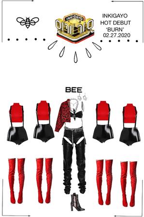 BEE (벌) - INKIGAYO PERFORMANCE