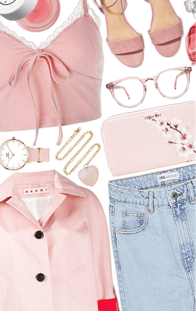 cherry blossom | outfit inspiration