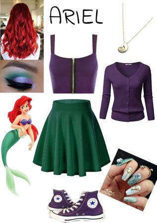 Ariel- Disney Princess