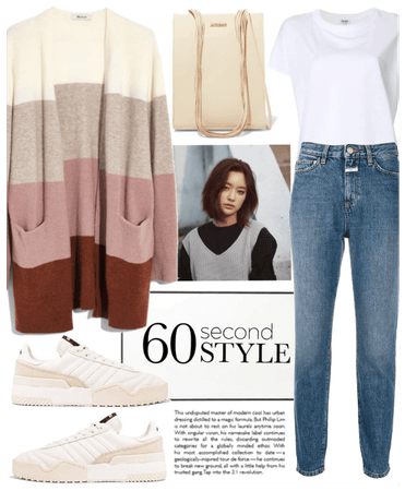 Weekend Outfit for 1 Minute