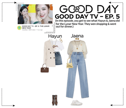 GOOD DAY (굿데이) [GOOD DAY TV] Ep. 5