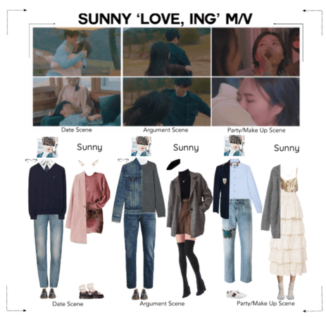 MARIONETTE (마리오네트) [SUNNY] 'Love, ing' Music Video