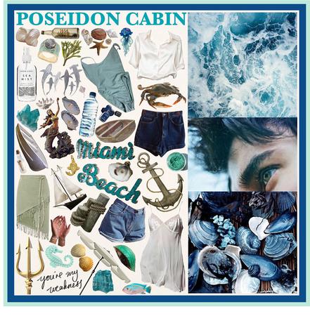 POSEIDON CABIN