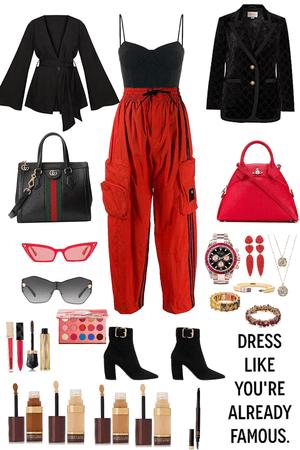 Fall Fashion ❤️🖤
