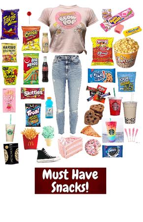 snack lover
