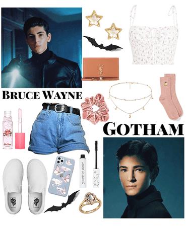 (Fandoms) Bruce Wayne- Gotham