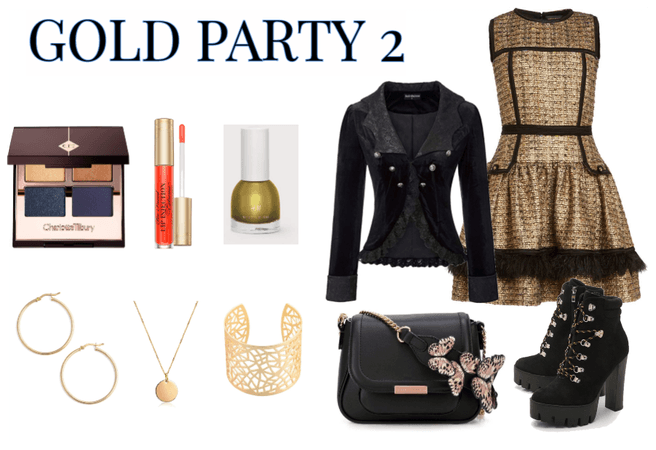 Gold Party 2