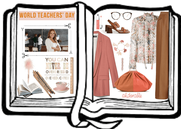 Trendy Teacher