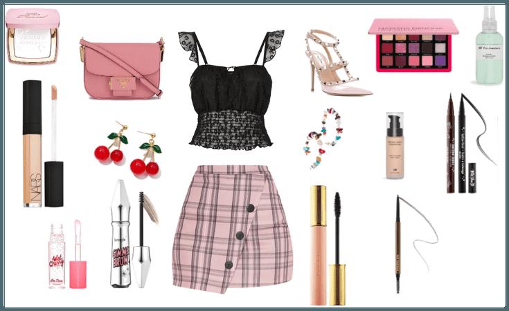 Girlish/Tomboyish style