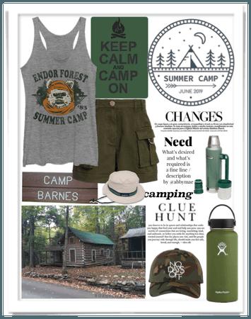 Camp Barnes Summer Camp