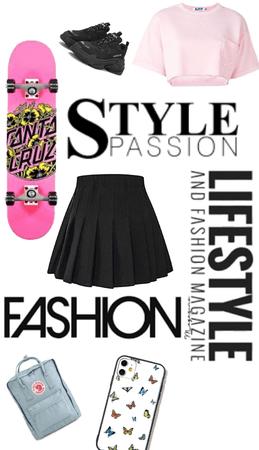 skateboard day 🛹