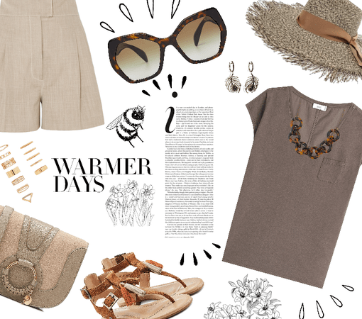 Casual Outfit Of The Moment: Neutral Outfit Two