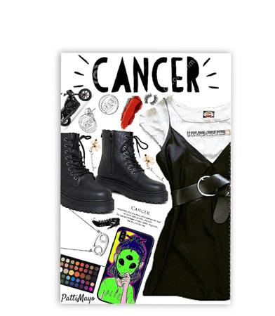 Cancer ♋️ Vibes 🖤