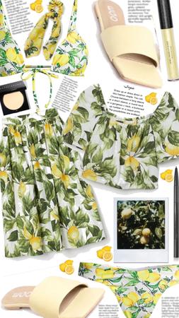 Lemon 🍋 Spring Break