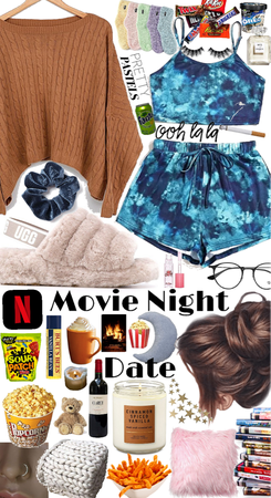 movie night date