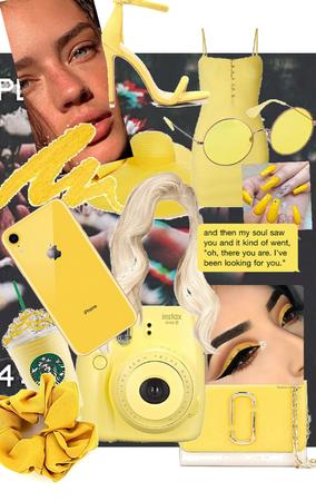 sunkissed (yellow)