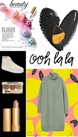 the comfy pastel