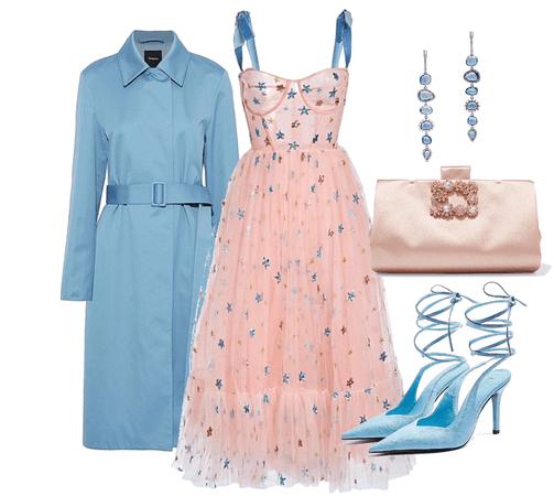 merah muda dan biru