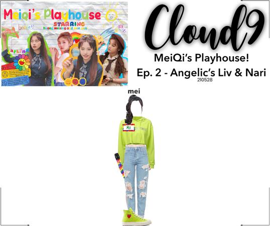 Cloud9 (구름아홉) | MeiQi's Playhouse Ep. 2