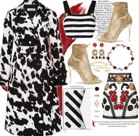 The Dalmatian Coat.
