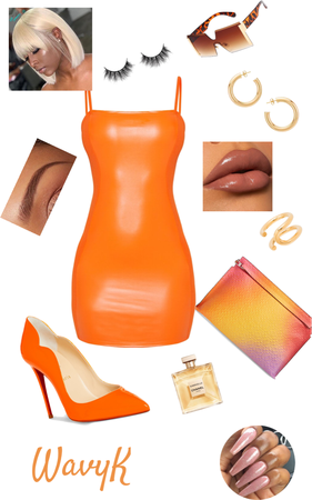 orange shebert