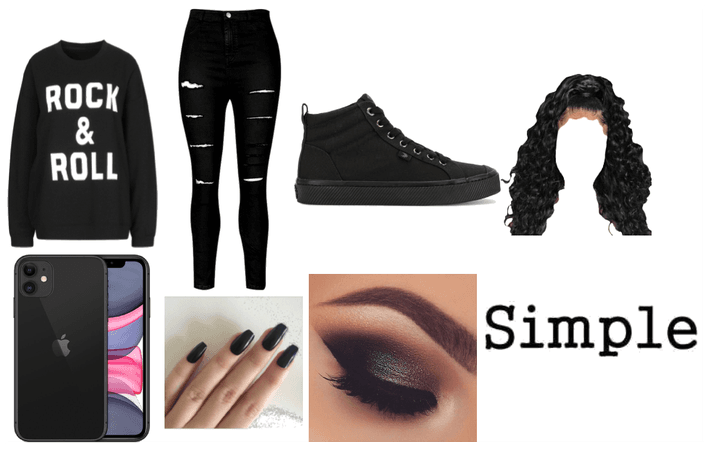 Back2School: Grunge Outfit