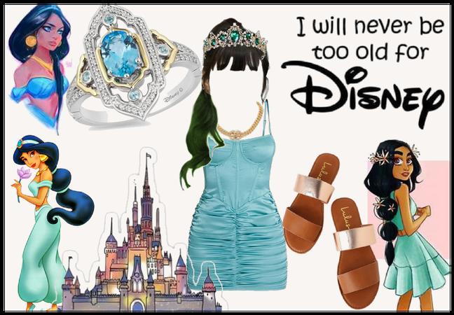 modern day princess jasmine