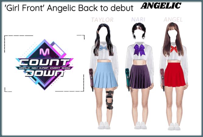 천사의 (Angelic) On M Countdown
