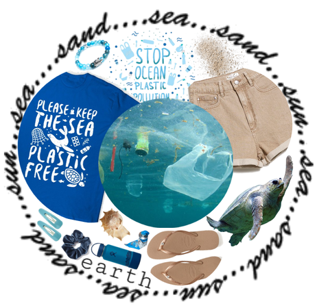 Ocean Pollution (Made By My Mom)