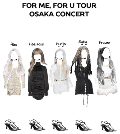 For Me, For U Tour Osaka Concert
