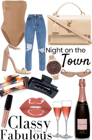 Night out on the town🌙