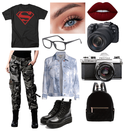 Maria Jacobs | My Supergirl OC