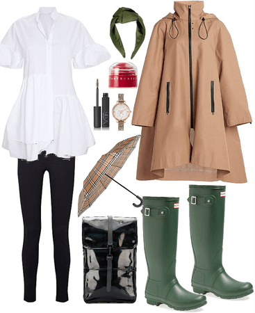 Rainy dau