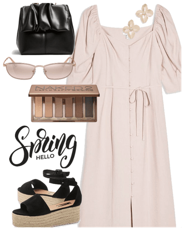 Midi Dress #3~