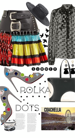 Polka Dots @Coachella