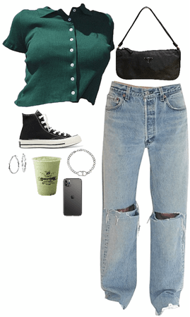 basic pinterest inspired outfit