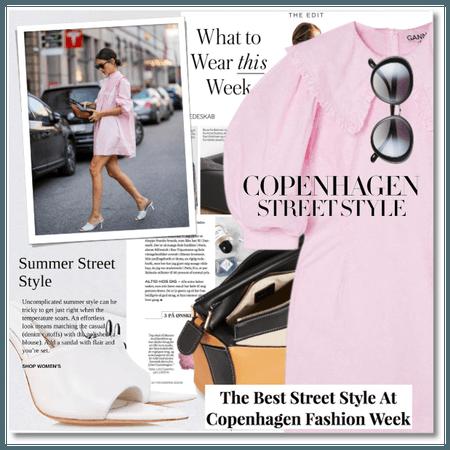 Summer Street Style - Copenhagen