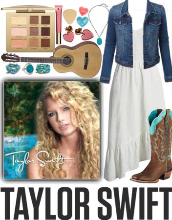 Taylor Swift ~ Taylor Swift