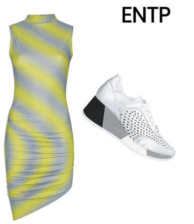 ENTP casual dress