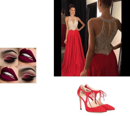 Prom Dress #1