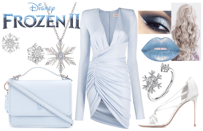 Elsa's Night Out