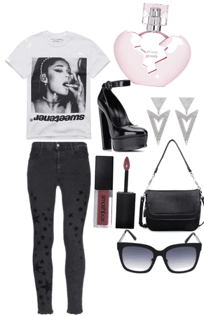 Ariana grande outfit for women