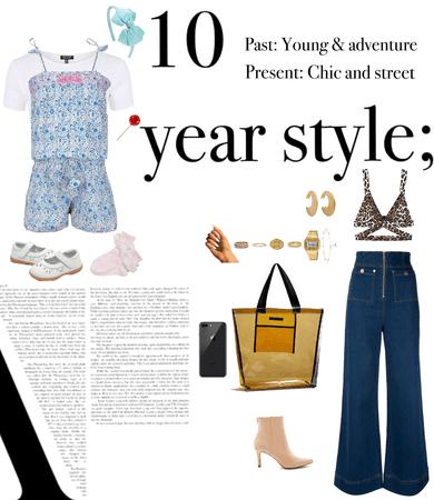 10 year style