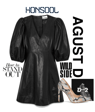 Honsool- Agust D (read description)