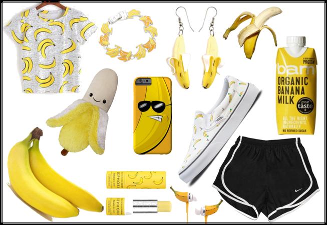 Banana Outfit