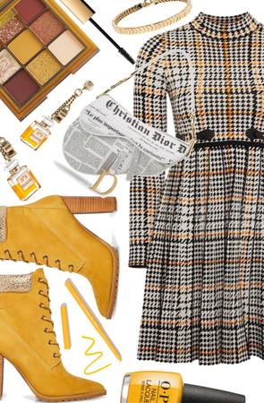 yellow for autumn 🍂