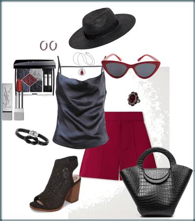 Sleek RedHot Summer