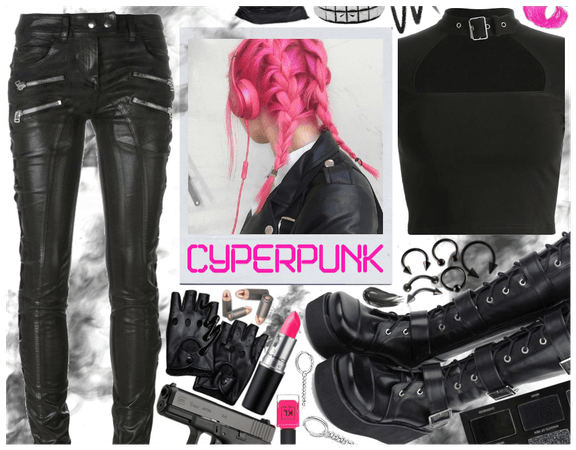 Cyberpunk: Everyday Outfit