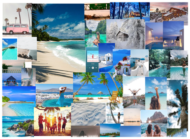 Vacation montage